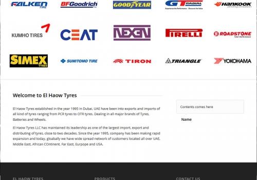 Elhaow Tyres